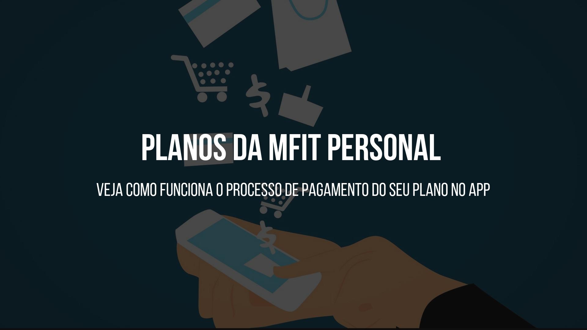 Planos da MFIT Personal